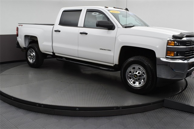 Certified Pre-Owned 2016 Chevrolet Silverado 2500HD Work Truck
