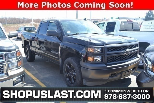 Certified Pre-Owned 2015 Chevrolet Silverado 1500 WT