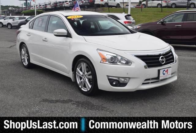 Certified Pre Owned 2015 Nissan Altima 3.5 SL