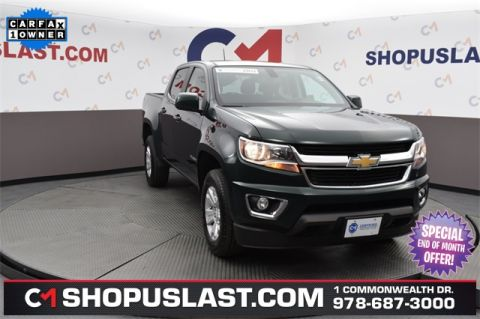 Certified Pre-Owned 2015 Chevrolet Colorado LT