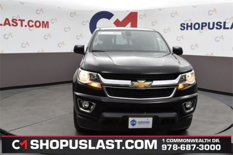 Certified Pre-Owned 2017 Chevrolet Colorado LT