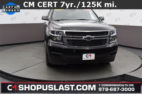Certified Pre-Owned 2016 Chevrolet Tahoe LT