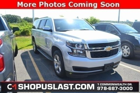 Certified Pre-Owned 2016 Chevrolet Suburban LS