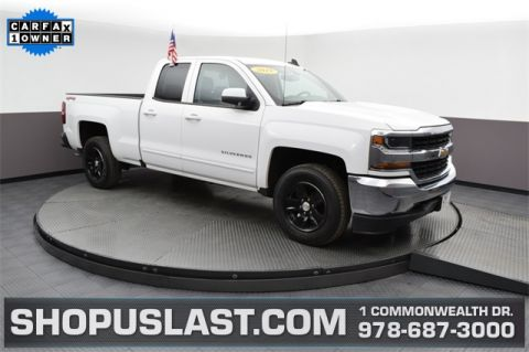 Certified Pre-Owned 2019 Chevrolet Silverado 1500 LD LD